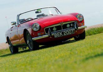 昔も今もエンスー向けオールドスポーツの入門車!古き良き大英帝国が誇るブリティッシュ・スポーツ、MGB