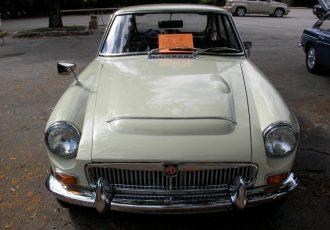 何か起きるくらいが趣味車は面白い!と思う人には最高な「MGの偉大なる失敗作」MGC