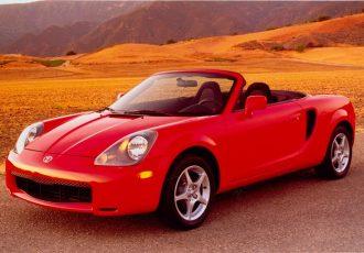 気軽に乗れるミッドシップオープンカー!運転の楽しさを追及したMR-S