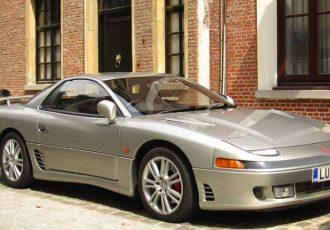バブル世代の御曹司、三菱GTOとは