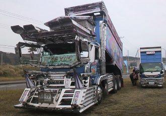 デコトラがダートを爆走!!全日本トラックレースグランプリを知っていますか?