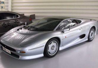 優雅なスタイルを持った、90年代の名車! ジャガーXJ220