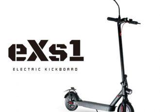 公道走行可能の次世代モビリティ誕生! その名はeXs1(エクスワン)