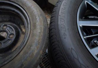 低コストでタイヤを劣化から守る!!タイヤ保管にオススメのお手軽タイヤカバー!