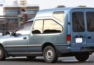 そろそろ復活してもいい頃?和製カングー的でユニークな国産フルゴネット車、日産 AD MAXバン/ワゴン