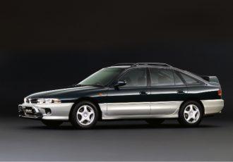 発売時のインパクトが強烈!しかし言うほど珍車でもなかった5ドア「GTRV」三菱 ギャランスポーツ