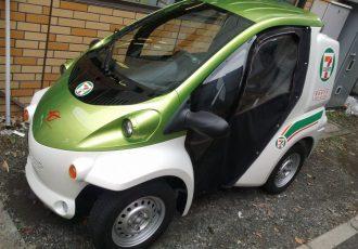 トヨタディーラーで買える!今の日本で一番安心安定の超小型EV、トヨタ車体の「コムス」