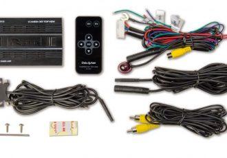 データシステムから、画期的な1カメラスカイトップビューカメラSKY812新発売!