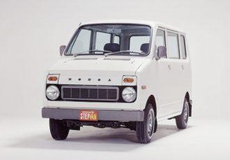 ワゴンRより20年以上、N-VANより45年以上早かった国産車のオーパーツ!ホンダ ライフステップバン