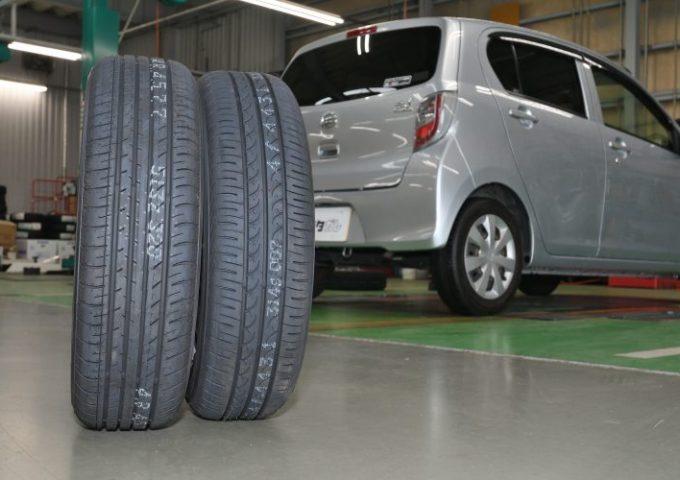 同じメーカー・同じサイズのタイヤを比較!違いはあるのか?