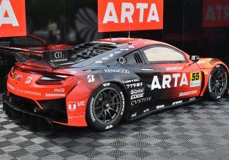 ARTA 55号車 NSX-GT3のここがスゴイ!レーシングエンジニアに訊く空力のポイント