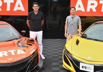 価格差5000万円! NSX GT3と市販車の違いについて鈴木亜久里総監督と土屋圭市エグゼクティブアドバイザーに話を訊いた